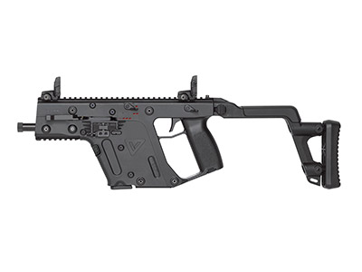 KRYTAC Unveils Vector AEG Prototype and 2016 Products