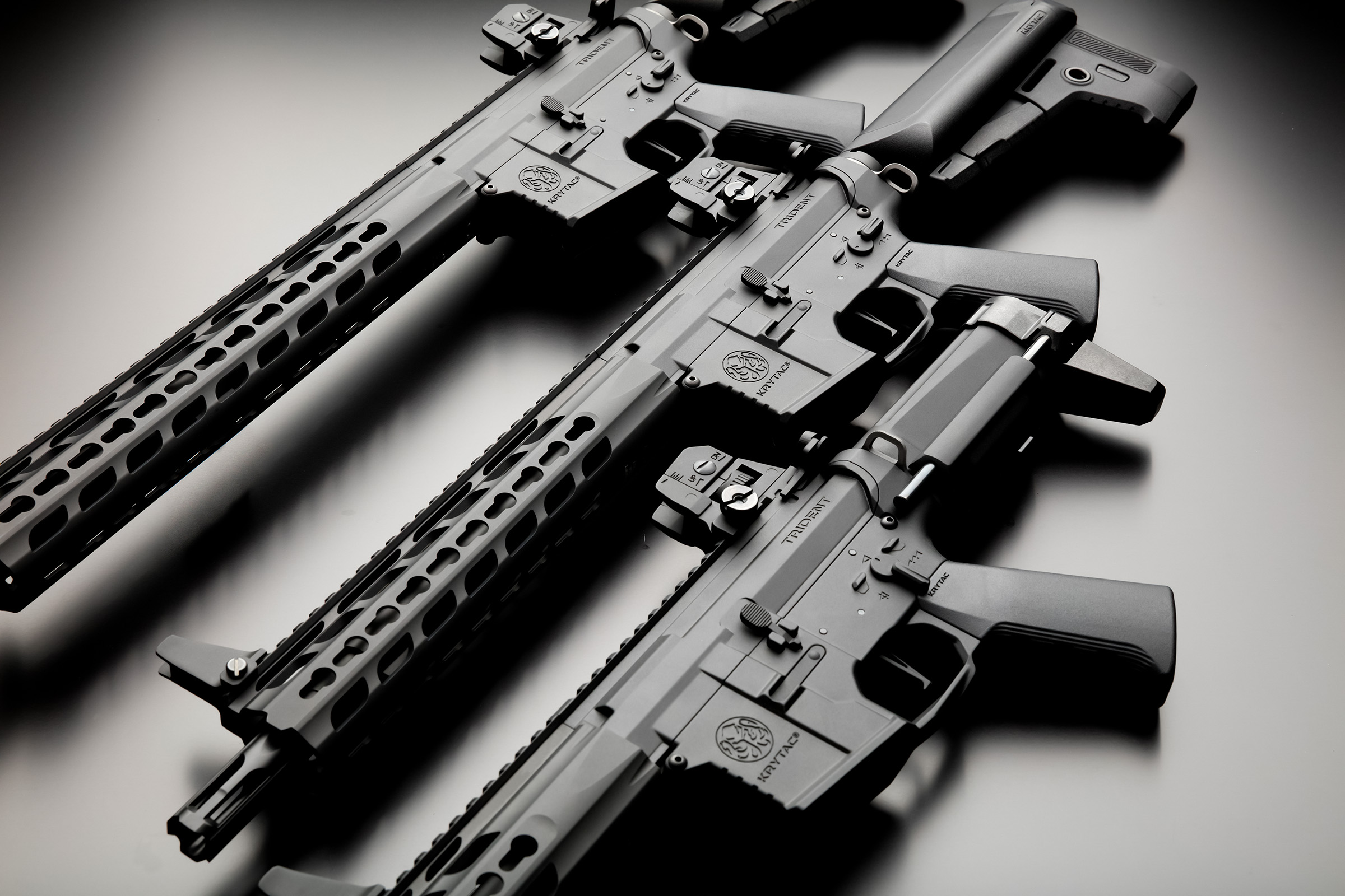 KRYTAC MKII Series - CRB, SPR and PDW models | Airsoftology Review