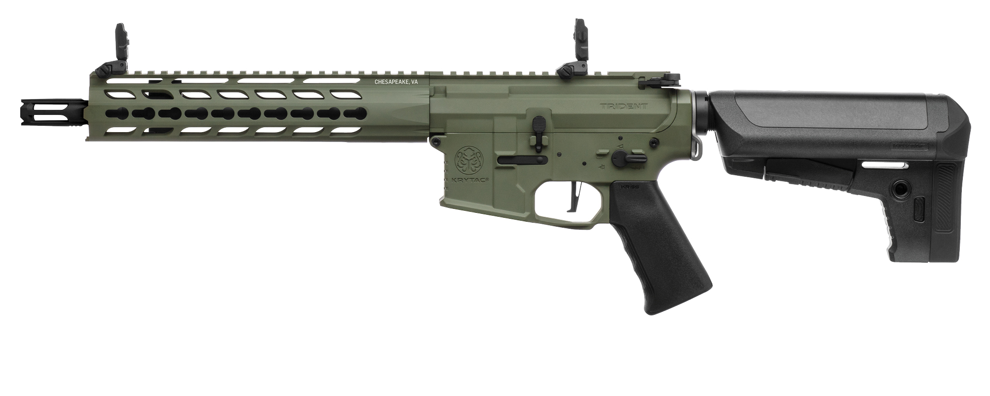 Trident MKII CRB Foliage Green