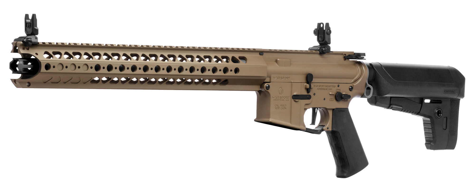 Warsport LVOA-C Flat Dark Earth