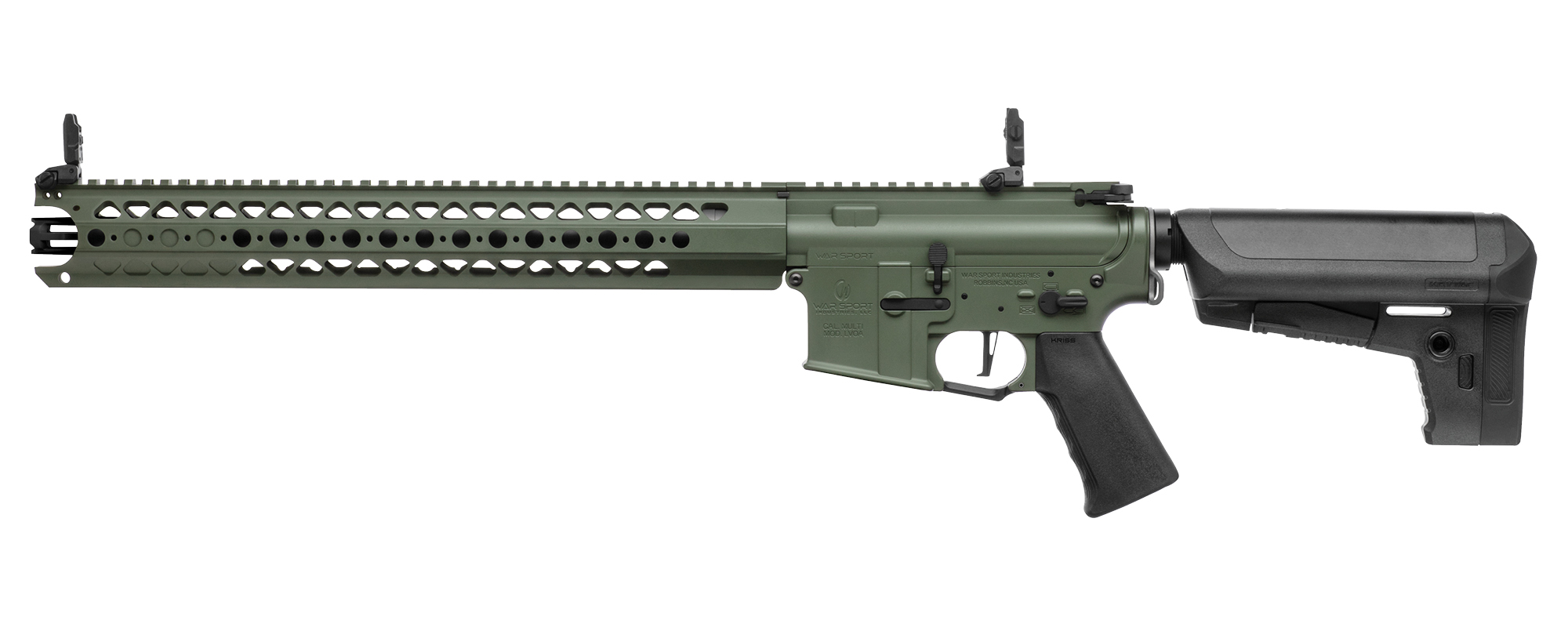 Warsport LVOA-C Foliage Green