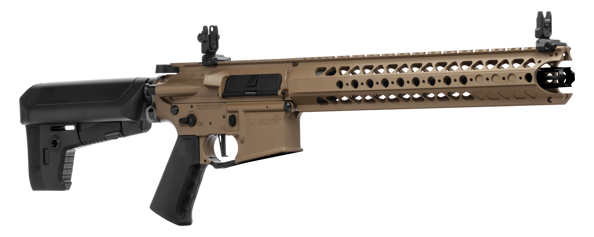 Warsport LVOA-S Flat Dark Earth