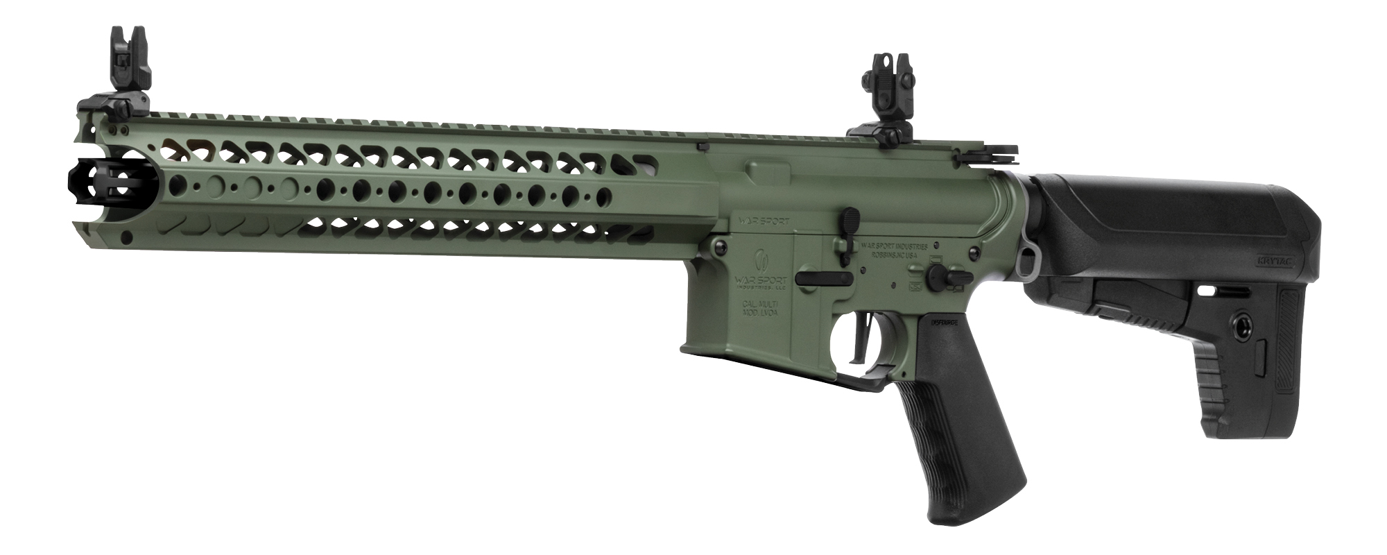 Warsport LVOA-S Foligae Green